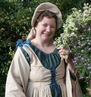 Tudor character Isabella Beauford